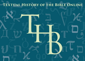 Textual History of the Bible